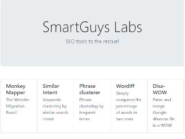 Visita SmartGuys Labs