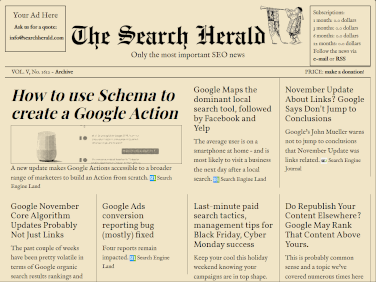 Visita The Search Herald