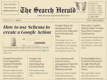 Visita The Search Herald